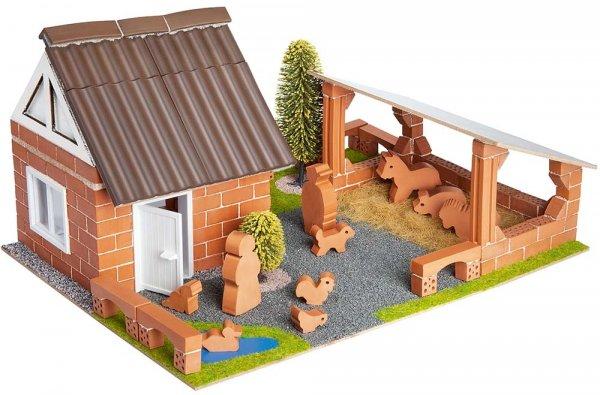 TEIFOC 4600 Cegiełki Farma ze zwierzętami