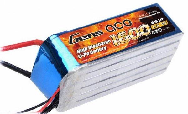 Akumulator  Gens Ace: 2500mAh 14.8V 25C