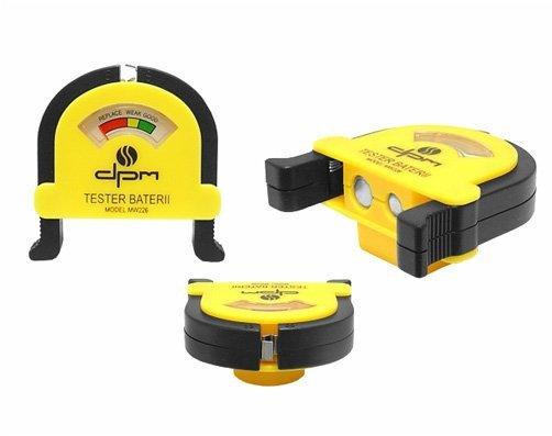 Tester baterii DPM MW226