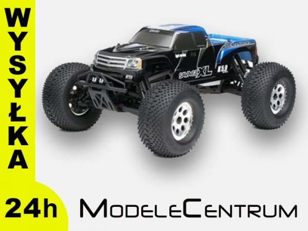 HPI  RTR SAVAGE XL 5.9 WITH  NITRO GT