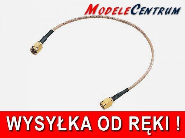 Przewód Giętki RPSMA - RPSMA 15 cm  FPV