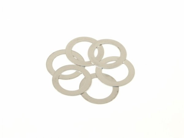 WASHER 12x18x0.2mm (6pcs) Z897