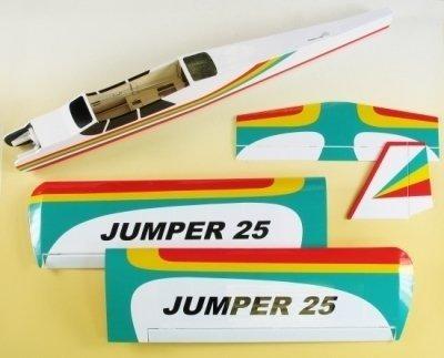 JUMPER 25-32 TRAINER Spalinowy