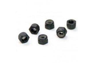 Nylon Nut M3*6pcs H02102