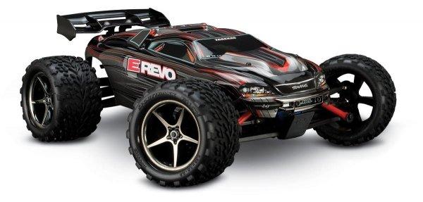 RAXXAS [7111X] - karoseria E Revo 1/16 ProGraphix®