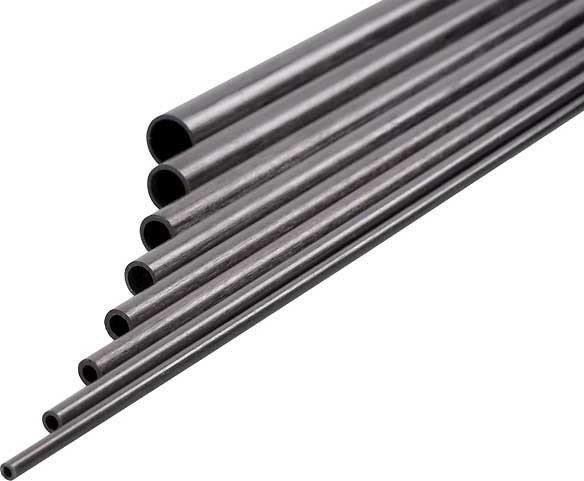 Rura węglowa 16x12  1000mm