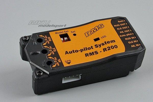 Stabilizator lotu RMS - R200 (żyroskop)
