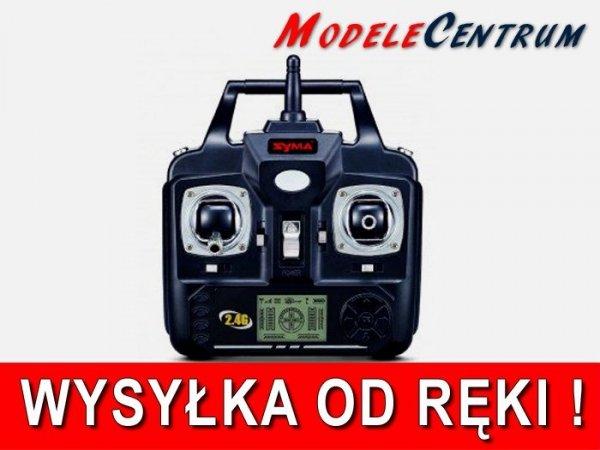 Nadajnik Pilot 2.4GHz 4CH Syma X5C  X5c X6