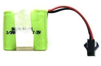 Akumulator 7,2V 400mAh NiMH
