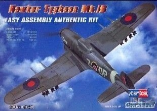 HOBBY BOSS 80232 1/72 Hawker Typhoon Mk.IB