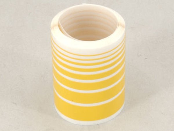 Taśma Trimline - żółta