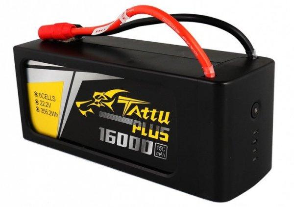 Akumulator Tattu Plus 16000mAh 22.2V 15C 6S1P