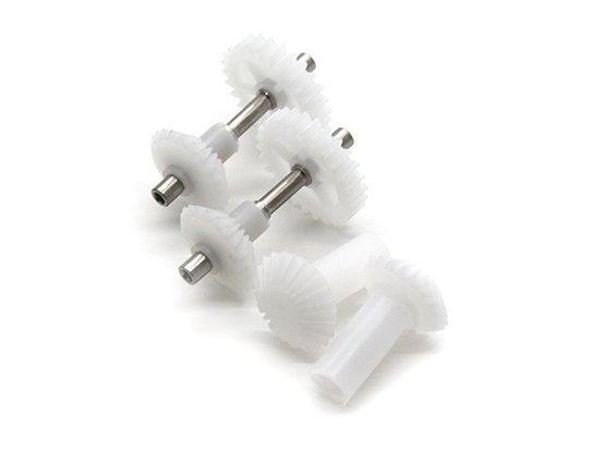 450 PRO - Zębatka wałka przód (2)
