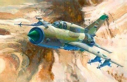 MasterCraft C-16 - Mig-21MF - 1:72.