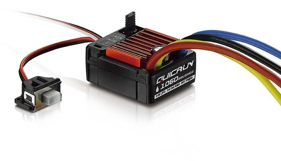 Regulator szczotkowy QuicRun WP 1060 60A Hobbywing