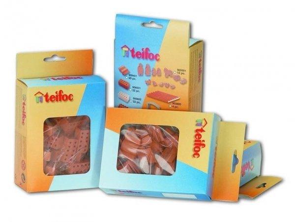 TEIFOC 906601 Prostokątne cegiełki dodatkowe