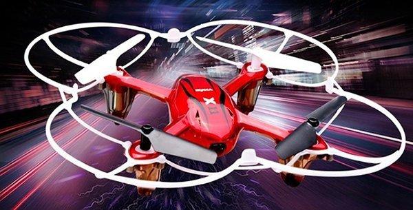 Dron Syma X11C  4CH  kamera HD