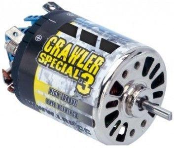 LRP: Silnik szczotkowy 55T Crawler Special 3