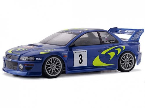 SUBARU IMPREZA WRC BODY (190MM)