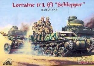RPM 35014 1/35 Lorrainne 37L Schlepper