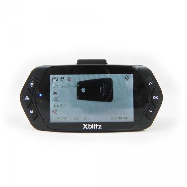 Rejestrator trasy Xblitz DRIVE-S GPS SUPER FULL HD