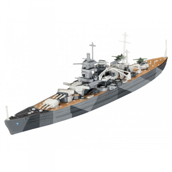 Revell 65136 Model Set Battleship Scharmhorst