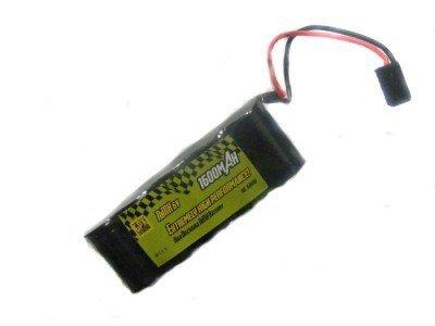 Akumulator GPX 1600mAh 6V NiMH JR - Płaski
