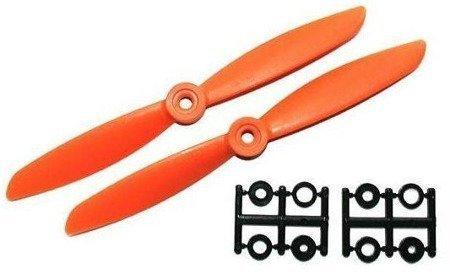 Para śmigieł CW 6030 HQ Prop pomarańczowe