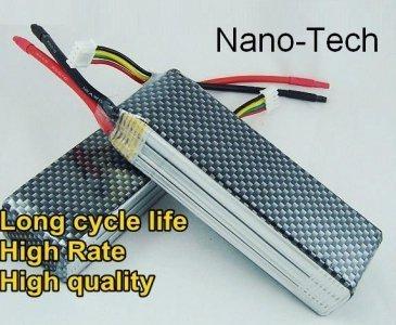 Akumulator FLYONE 4200mAh 11.1V  25C