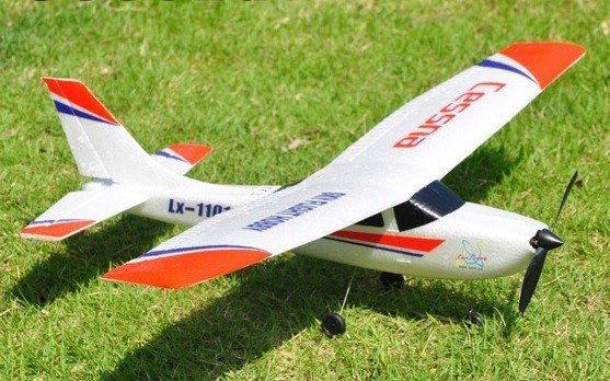 Samolot Mini Cessna LX-1101 575mm