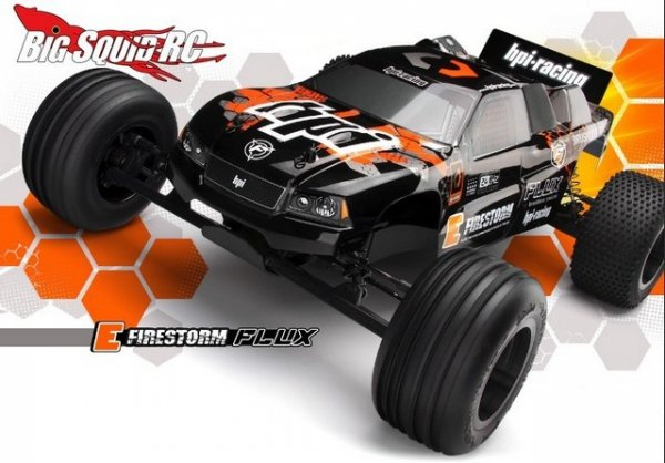 E-FIRESTORM FLUX 1/10 2WD ELECTRIC STADIUM TRUCK