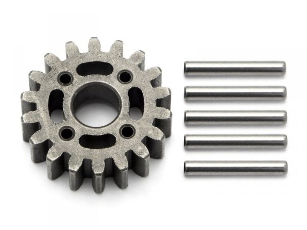 PINION GEAR 18 TOOTH (SAVAGE 3 SPEED) 77058