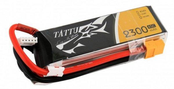 Akumulator Tattu 2300mAh 14.8V 45C 4S1P