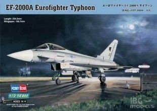 HOBBY BOSS 80264 1/72 EF-2000 Eurofighter