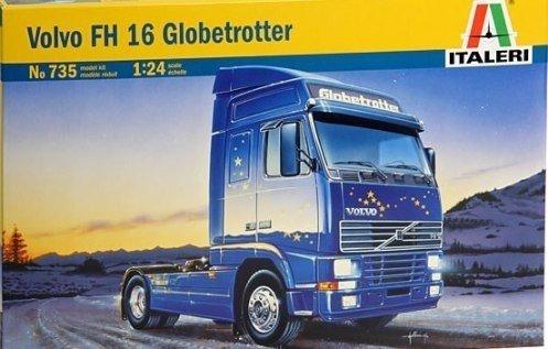 Italeri Volvo FH16 Globetrotter 735