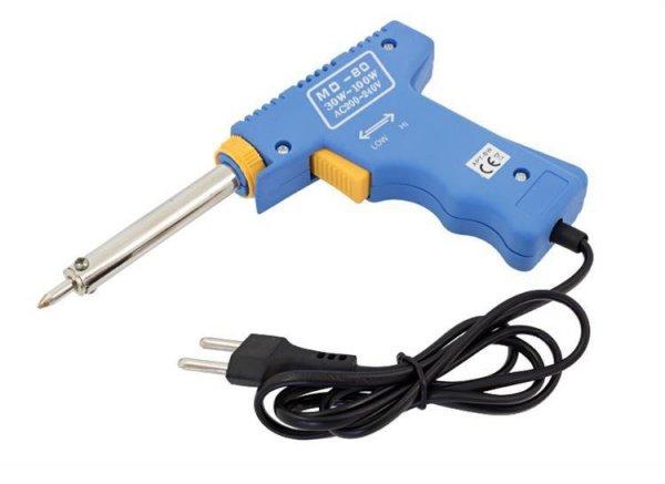 Tools Lutownica pistoletowa 30/100W DE-309