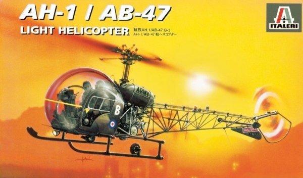ITALERI  AH-1 / AB-47 1:72  0095