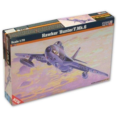 Mistercraft D-10 Hawker Hunter F.Mk.6