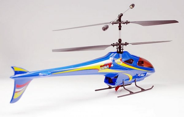 Helikopter Lama V4  Esky 2,4GHz