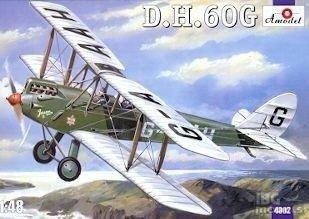 Amodel 4802 1/48 D.H.60G