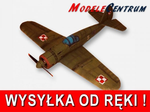 PZL P 50 Jastrząb Samolot do złożenia KIT