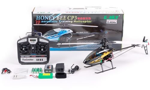 Honey Bee CP3 2,4GHz