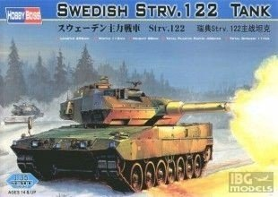 HOBBY BOSS 82404 1/35 Swedish Strv.122