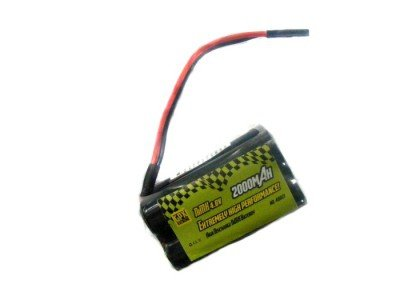 Akumulator GPX 2000mAh 4.8V NiMH JR- Kostka