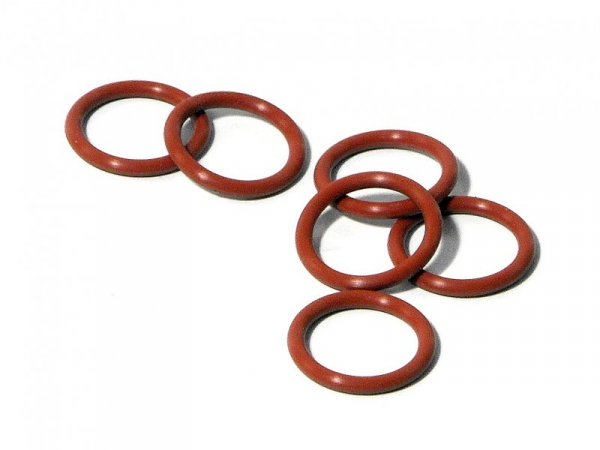 SILICONE O-RING S10 (6pcs) 6816