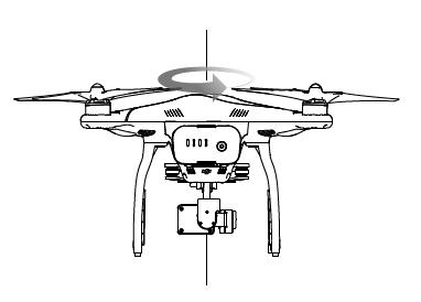 DJI Phantom 3 Kompas