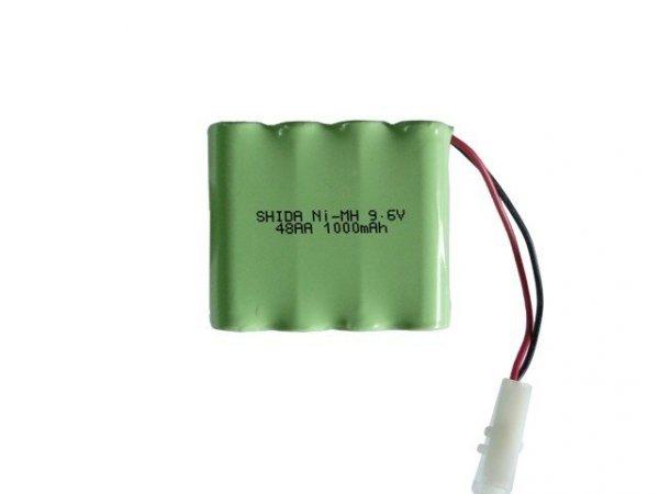 Akumulator 9,6V 1000mAh NiMh