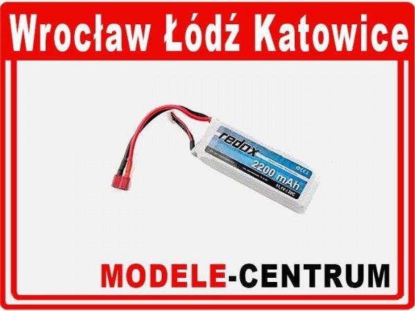 Akumulator 11,1V 2200mAh  LiPo 20C