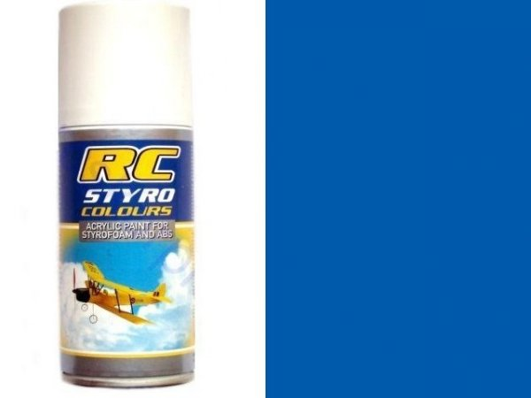 Lakier RC STYRO 216 BLUE GRANAT