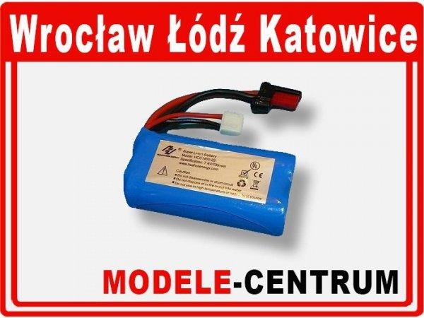 Akumulator Bateria Li-Ion 7,4V  700mA FX059